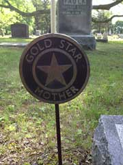 Gold Star Marker