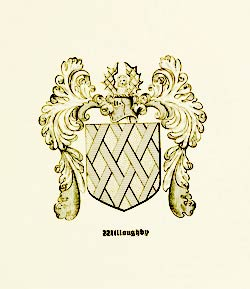 Willoughby Coat of Arms