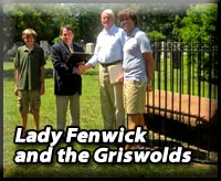 Lady Fenwick and the Griswolds